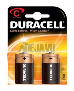 Duracell Orta Pil